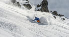 Capture ski